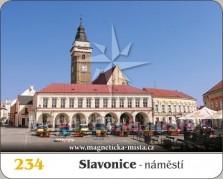 Magnetky: Město Slavonice