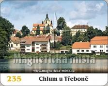 Magnetky: Chlum u Třeboně