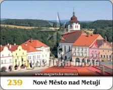 Magnetky: Nové Město nad Metují