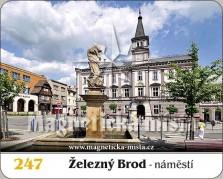 Magnetky: Město Železný Brod