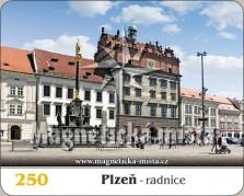 Magnetky: Plzeň