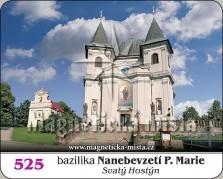 Bazilika Nanebevzetí P.Marie (Svatý Hostýn)