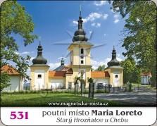 Maria Loreto Starý Hrozňatov
