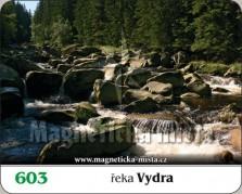 Magnetky: Řeka Vydra