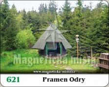 Magnetky: Pramen Odry