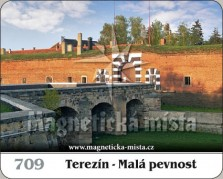 Magnetky: Terezín - Malá pevnost