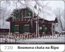 Magnetky: Boumova chata na Řípu