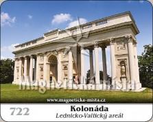 Magnetky: Kolonáda - Valtice
