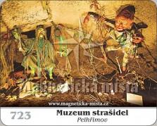 Magnetky: Muzeum strašidel