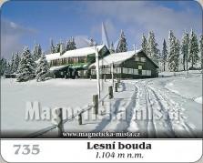 Magnetky: Lesní bouda