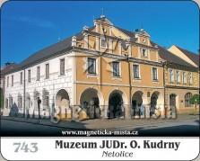 Muzeum JUDr. O. Kudrny (Netolice)