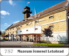 Magnetky: Muzeum řemesel Letohrad