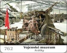 Magnetky: Vojenské muzeum Králíky