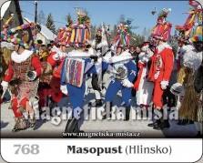 Magnetky: Masopust (Hlinsko)