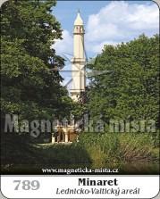 Magnetky: Minaret