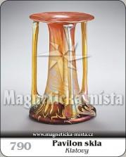 Magnetky: Pavilon skla (Klatovy)