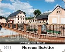 Magnetky: Muzeum Božetice