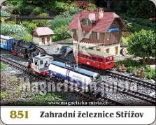 Zahradní železnice Střížov