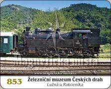Železniční muzeum ČD (Lužná u Rakovníka)